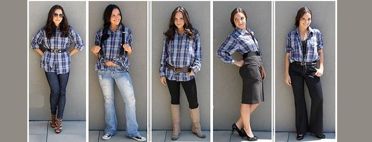 Εικόνα 5 Τροποι για να φορεσεις το πουκαμισο του φιλου σου!