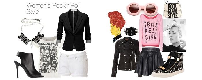 Εικόνα 5 προτάσεις για εντυπωσιακό Ροκ ντύσιμο!