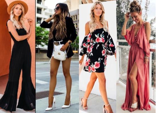 καλοκαιρινά ντυσίματα