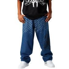 Φαρδύ παντελόνι baggy pants