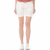 40-WEFT - Γυναικεία βερμούδα 40-WEFT λευκή