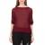 ALE - Γυναικεία πλεκτή μπλούζα ALE κόκκινη