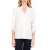 ALE - Γυναικείο μακρυμάνικο πουκάμισο ALE λευκό