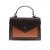 BLISS - Γυναικεία τσάντα χιαστί BLISS καφέ