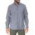 BROOKSFIELD - Ανδρικό πουκάμισο BROOKSFIELD SLIM FIT μπλε γκρι
