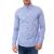 CALVIN KLEIN JEANS - Ανδρικό πουκάμισο Calvin Klein Jeans μπλε