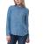 CALVIN KLEIN JEANS - Γυναικείο πουκάμισο Calvin Klein Jeans μπλε