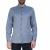 CK - Ανδρικό πουκάμισο CK WALKER μπλε
