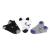 CONVERSE - Ανδρικό σετ κάλτσες CONVERSE Bold star