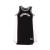 CONVERSE - Παιδικό φόρεμα CONVERSE CNVG BASKETBALL JERSEY μαύρο λευκό