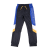 CONVERSE - Παιδικό παντελόνι φόρμας CONVERSE WOVEN WARM-UP μπλε