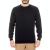DIRTY LAUNDRY - Ανδρική πλεκτή μπλούζα DIRTY LAUNDRY CREW NECK μπλε