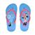 DISNEY - Παιδικές σαγιονάρες DISNEY MINNIE μπλε ροζ
