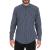 DORS - Ανδρικό πουκάμισο DORS καρό μπλε