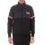 EMERSON - Ανδρική ζακέτα EMERSON Zip up Track Jacket μαύρη-μπλε