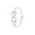FOLLI FOLLIE - Γυναικείο δαχτυλίδι FOLLI FOLLIE επάργυρο