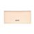 FOLLI FOLLIE - Γυναικείο μεγάλο αναδιπλούμενο πορτοφόλι Folli Follie ροζ με print