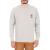 FRANKLIN & MARSHALL - Ανδρική μπλούζα FRANKLIN & MARSHALL γκρι