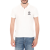 FRANKLIN & MARSHALL - Ανδρική μπλούζα FRANKLIN & MARSHALL λευκή