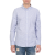 FUNKY BUDDHA - Ανδρικό μακρυμάνικο πουκάμισο FUNKY BUDDHA γαλάζιο