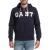 GANT - Ανδρική ζακέτα φούτερ GANT μπλε