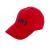 GANT - Καπέλο Gant κόκκινο