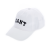 GANT - Καπέλο Gant λευκό