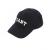 GANT - Καπέλο Gant μαύρο