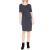 GARCIA JEANS - Γυναικείο mini φόρεμα GARCIA JEANS μπλε