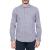 GAS - Ανδρικό μακρυμάνικο πουκάμισο GAS μπλε