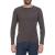 GREENWOOD - Ανδρική μπλούζα GREENWOOD γκρι