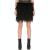 GUESS - Γυναικεία mini φούστα GUESS μαύρη