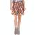 GUESS - Γυναικεία mini φούστα GUESS κίτρινη μπλε
