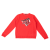 GUESS KIDS - Παιδική μπλούζα GUESS KIDS κόκκινο