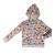 GUESS KIDS - Παιδική ζακέτα GUESS KIDS J83Q04 K7BO0 γκρι floral