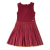 GUESS KIDS - Παιδικό φόρεμα GUESS KIDS J84K16 K7IG0 κόκκινο