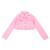 GUESS KIDS - Παιδικό jacket GUESS KIDS ροζ