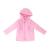 GUESS KIDS - Παιδικό μπουφάν GUESS KIDS K83L01 WAH00 ροζ