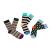 HAPPY SOCKS - Σετ unisex κάλτσες HAPPY SOCKS πολύχρωμες