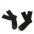 HELLY HANSEN - Ανδρικές κάλτσες HELLY HANSEN LIFA μαύρες