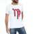 IMPERIAL - Ανδρικό t-shirt IMPERIAL λευκό