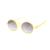 IZIPIZI - Unisex γυαλιά ηλίου IZIPIZI ADULT SUN FLASH G κίτρινα