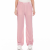 JUICY COUTURE - Γυναικεία παντελόνα JUICY COUTURE VELVET ροζ