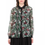 JUICY COUTURE - Γυναικείο μακρυμάνικο πουκάμισο JUICY COUTURE SECRET GARDEN φλοράλ