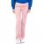 JUICY COUTURE - Γυναικείο παντελόνι φόρμας VELOUR DEL REY JUICY COUTURE ροζ