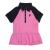 JUICY COUTURE KIDS - Κοριτσίστικη πόλο μπλούζα JUICY COUTURE μπβ