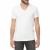 LEVIS - Ανδρικό t-shirt LEVIS MISSION V NECK TEE λευκό