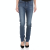 LEVIS - Γυναικείο jean παντελόνι LEVIS SHAPING SLIM DECOY μπλε