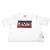 LEVIS KIDS - Παιδική κοντομάνικη μπλούζα LEVIS λευκή