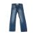 LEVIS KIDS - Παιδικό jean παντελόνι LEVIS KIDS 511 μπλε